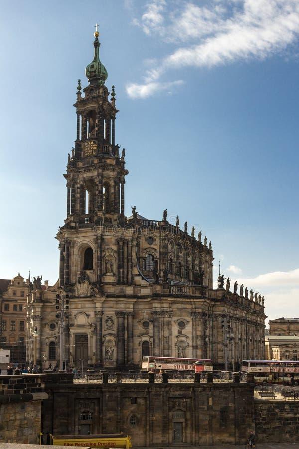 Dresden royaltyfri bild