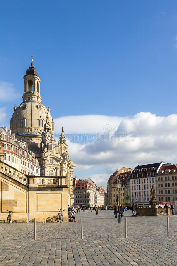Dresden royaltyfria foton