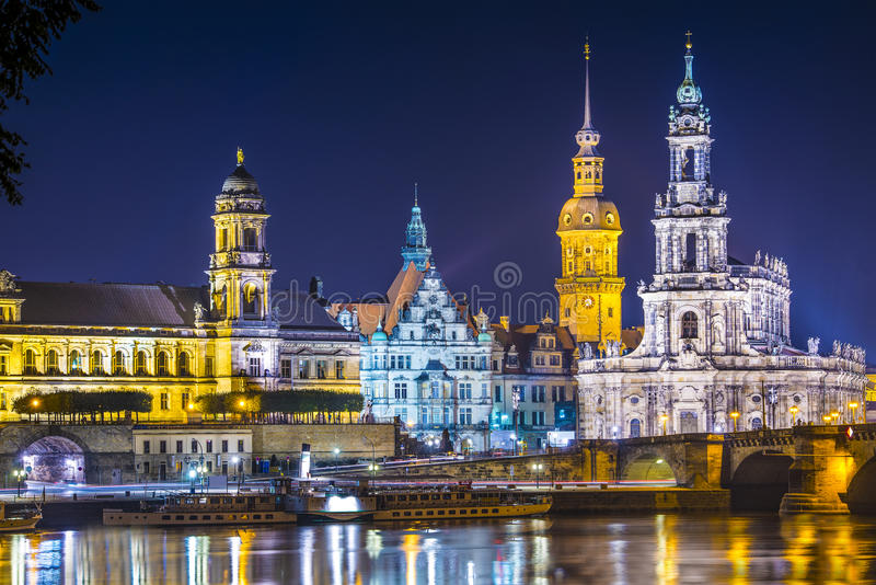 Dresden foto de archivo libre de regalías