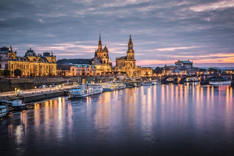 Dresden stock afbeeldingen