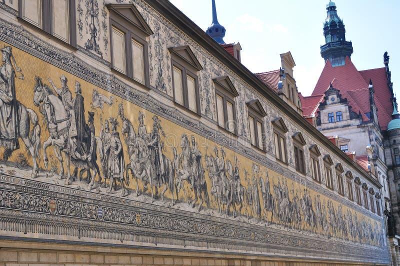 Dresden, Alemanha imagens de stock royalty free