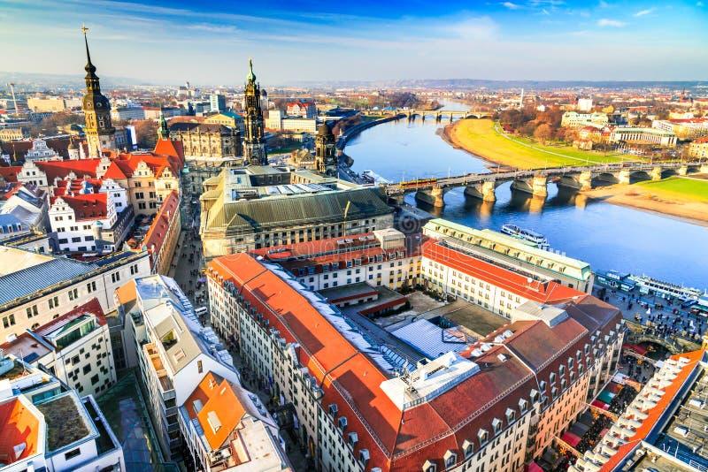 Dresden, Alemanha fotografia de stock