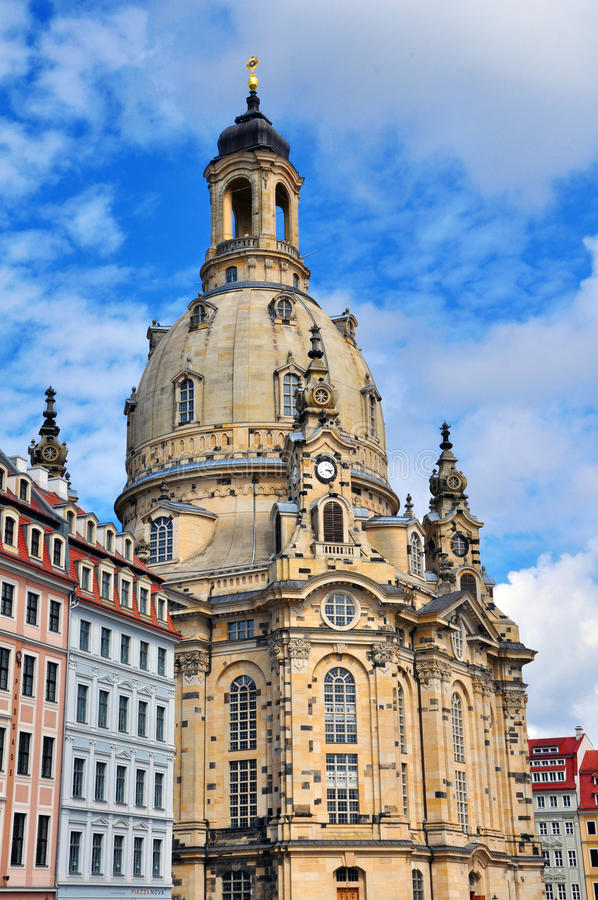 Download Dresden Cathedral Stock Photo - Image: 41657312