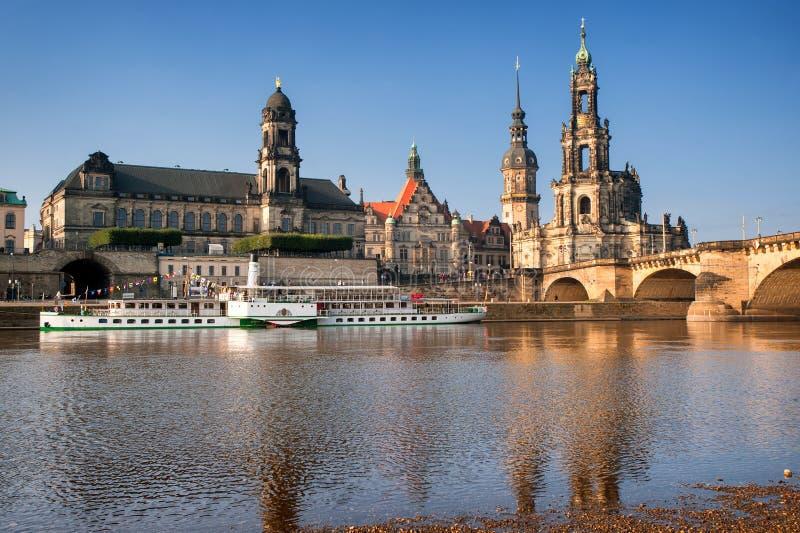 Dresden, Deutschland stockbilder