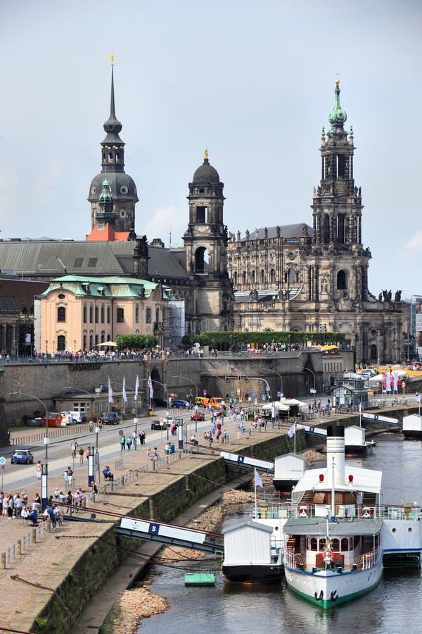 Dresden, Duitsland royalty-vrije stock afbeeldingen