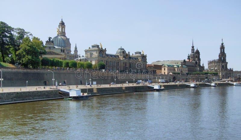 Dresden en Sajonia imagen de archivo