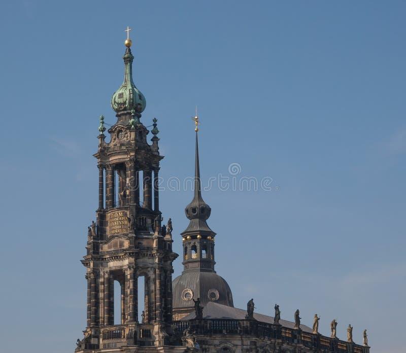 Download Dresden Hofkirche imagen de archivo. Imagen de europa - 42431541