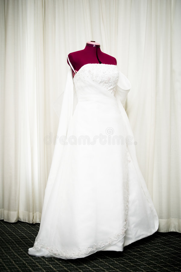 Dress royalty free stock image
