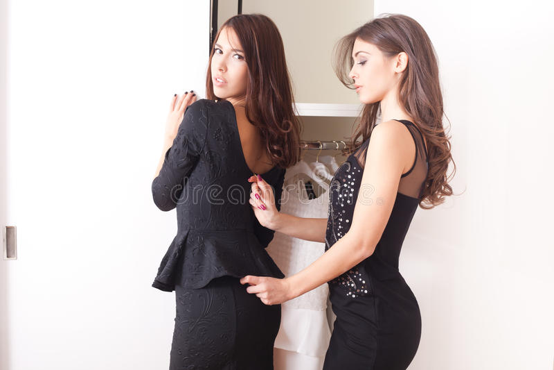 Download Dress-up stock photo. Image of up, dress, help, closet - 28305096
