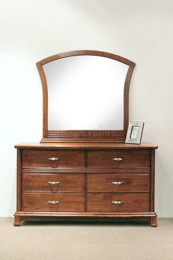 Download Dresser stock image. Image of brown, reflection, artwork - 1332305