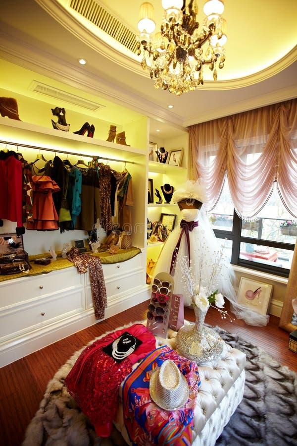 Download Dressing room stock image. Image of shirt, carpet, girl - 23893163