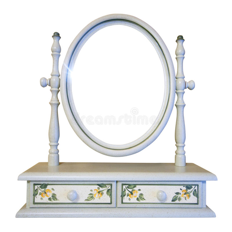 Download Dressing table mirror stock image. Image of bedroom, image - 16626463