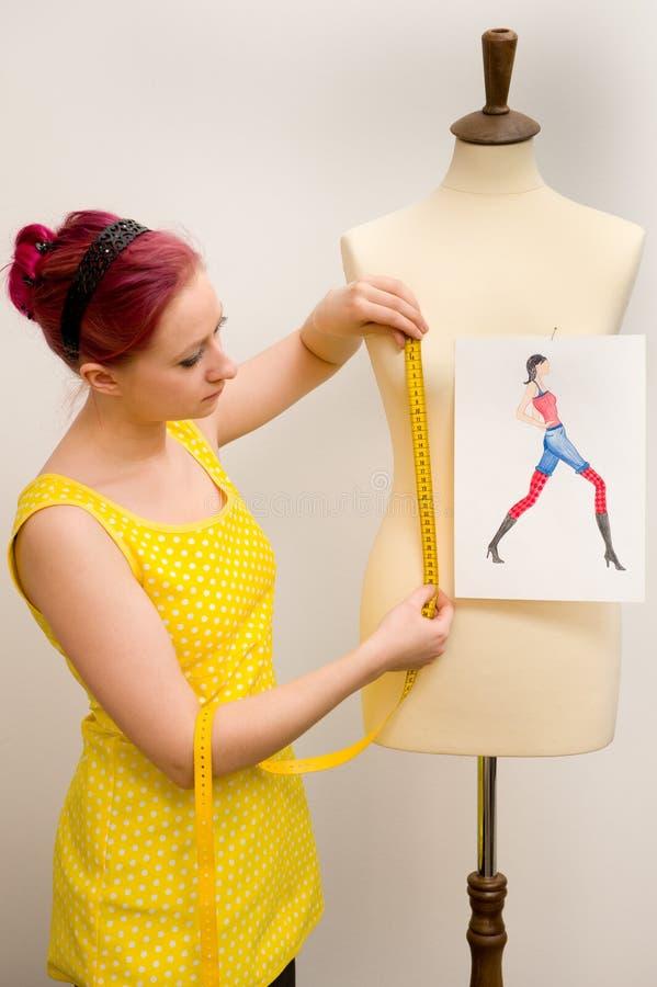 dressmaker стоковые изображения