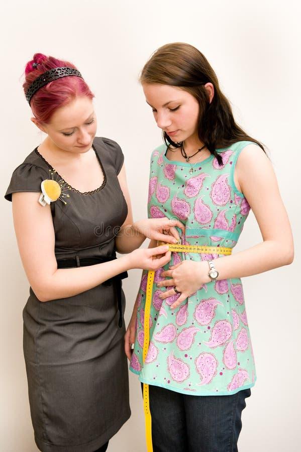 dressmaker стоковая фотография