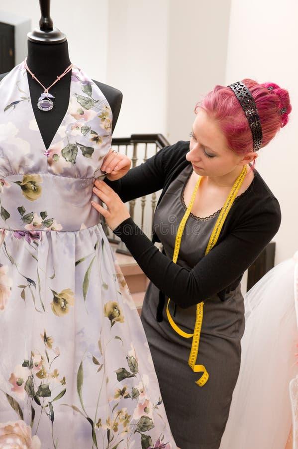 dressmaker стоковое изображение