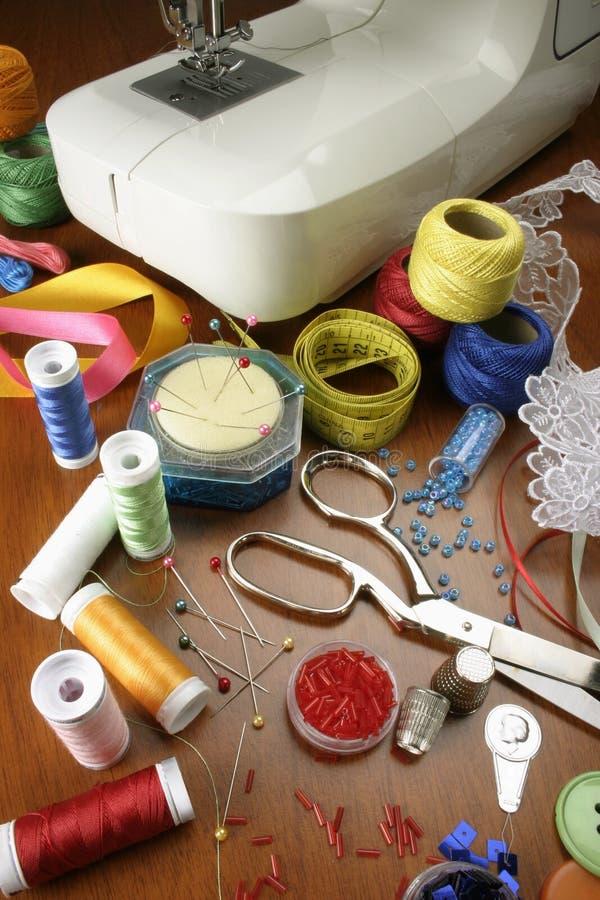 Dressmaking imagens de stock