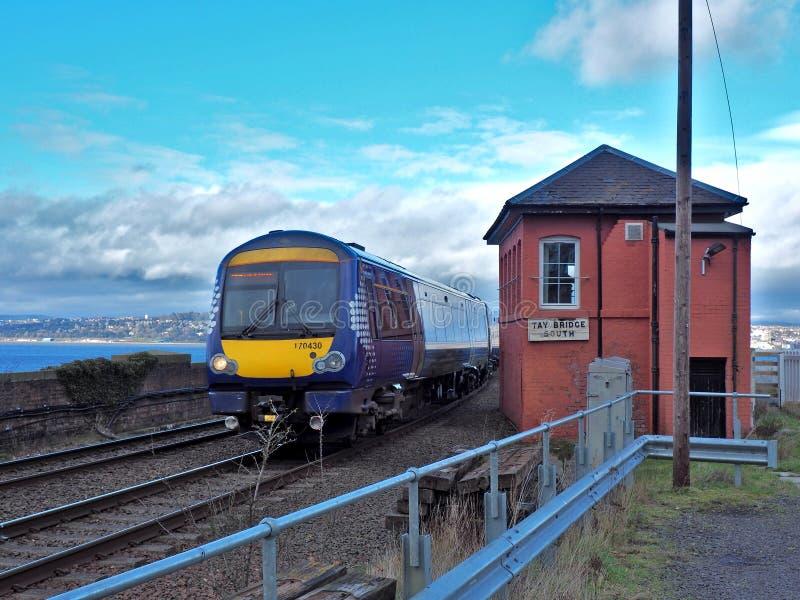Drev från Dundee royaltyfri foto