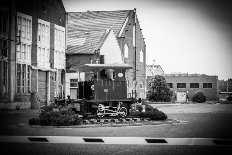 Drev järnväg arkivbilder