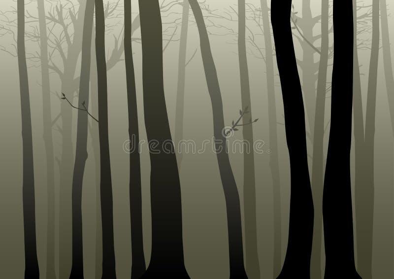 drewna ilustracji