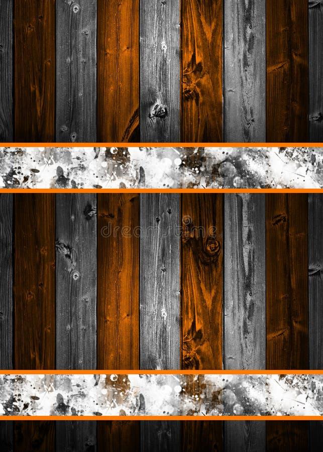 Drewna abstrack tekstury tapety royalty ilustracja