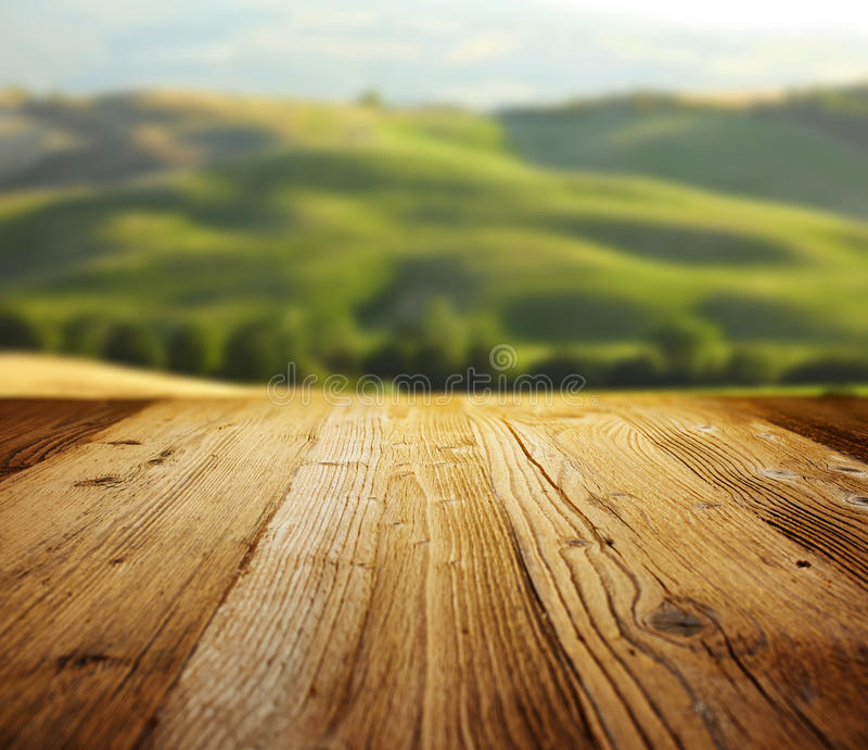 Drewna textured tła fotografia stock