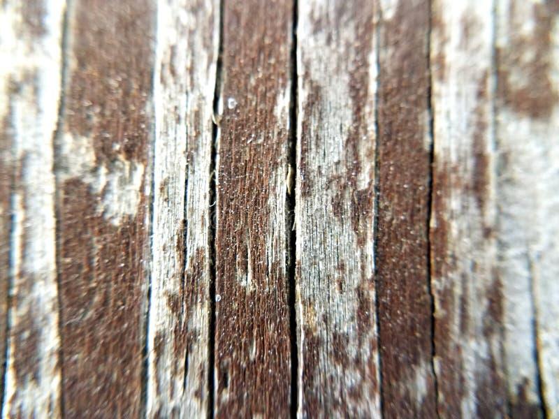 Drewniana ławka obrazy royalty free