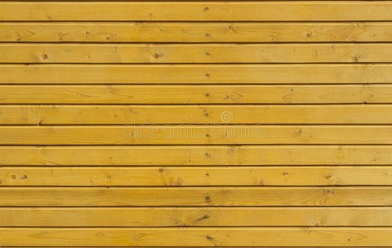 Drewniana ściana obraz royalty free