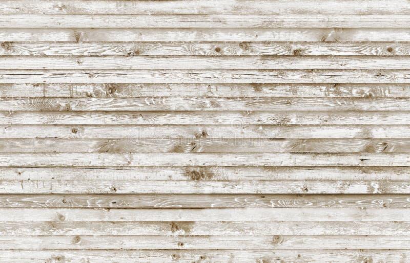Drewniana bezszwowa deska obrazy royalty free