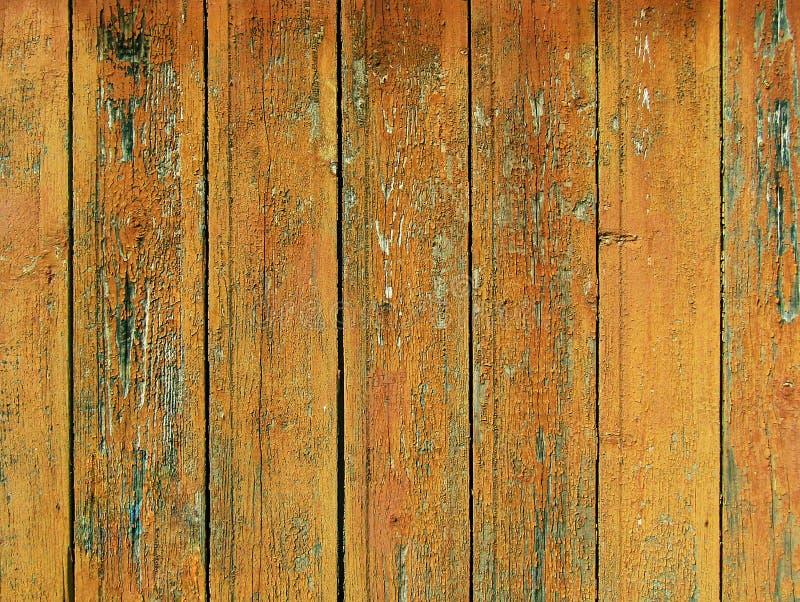 Drewniana brown stara tekstura zdjęcia stock