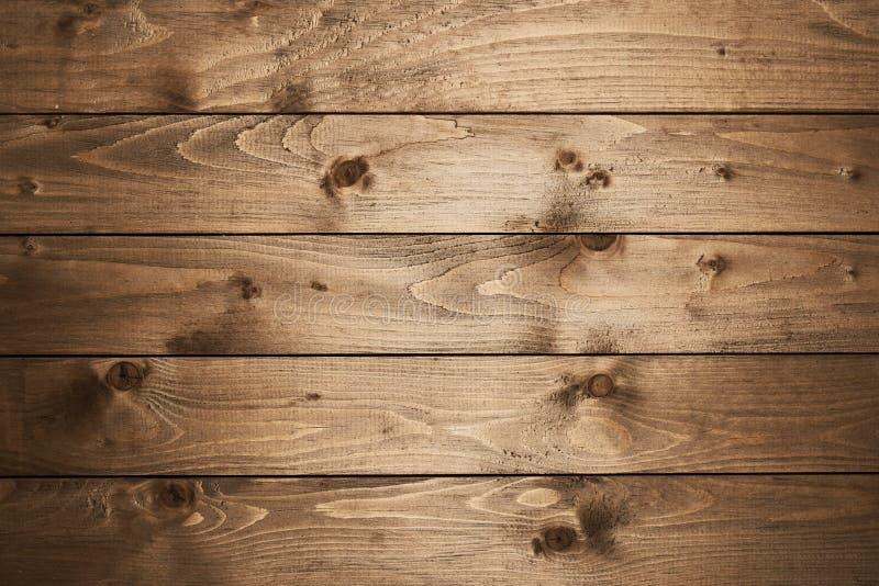 Drewniana deska dla tła lub tekstury obraz royalty free