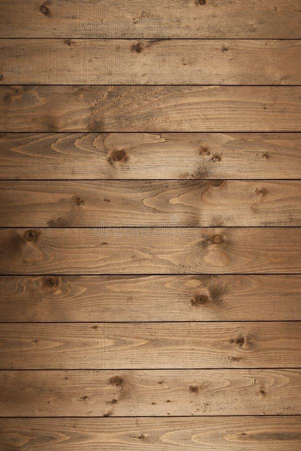 Drewniana deska dla tła lub tekstury fotografia stock