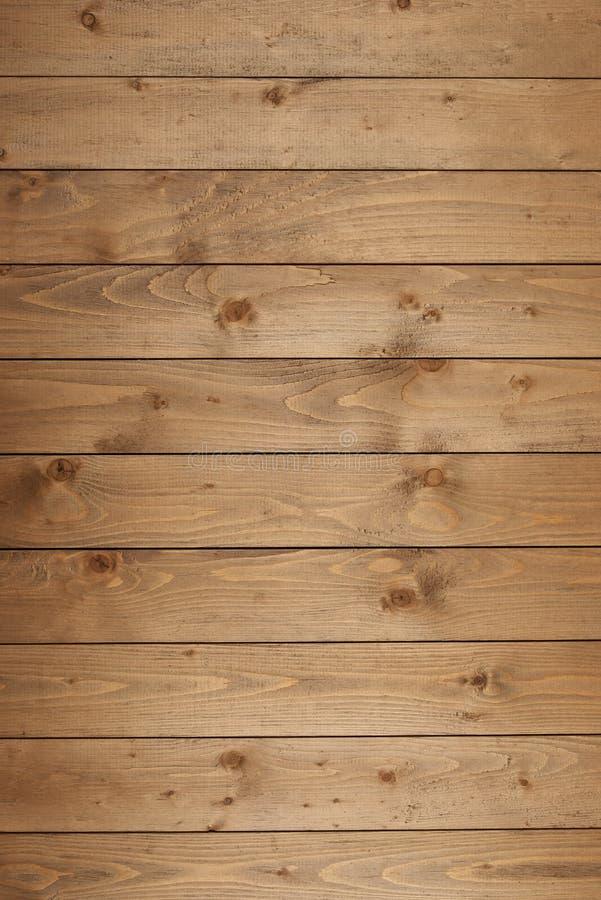 Drewniana deska dla tła lub tekstury fotografia royalty free