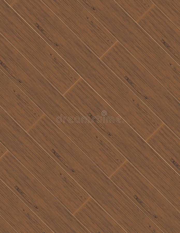 drewniana parkietowa tekstura royalty ilustracja