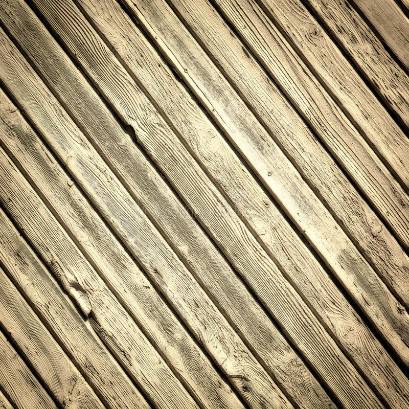 Drewniana podłoga fotografia stock