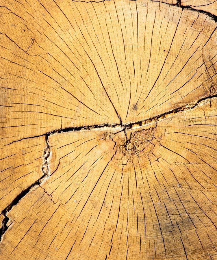 Drewniana rama jako abstrakcjonistyczny tło zdjęcie stock
