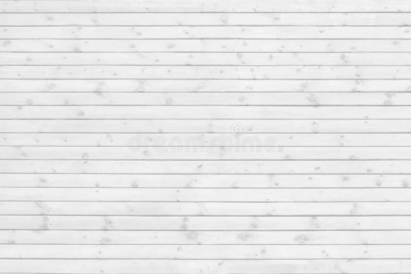 Drewniana sosnowa deska bielu tekstura zdjęcia royalty free