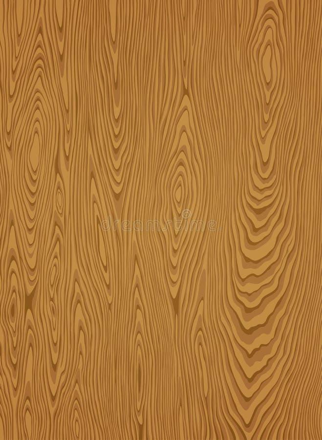 Drewniana tekstura ilustracja wektor
