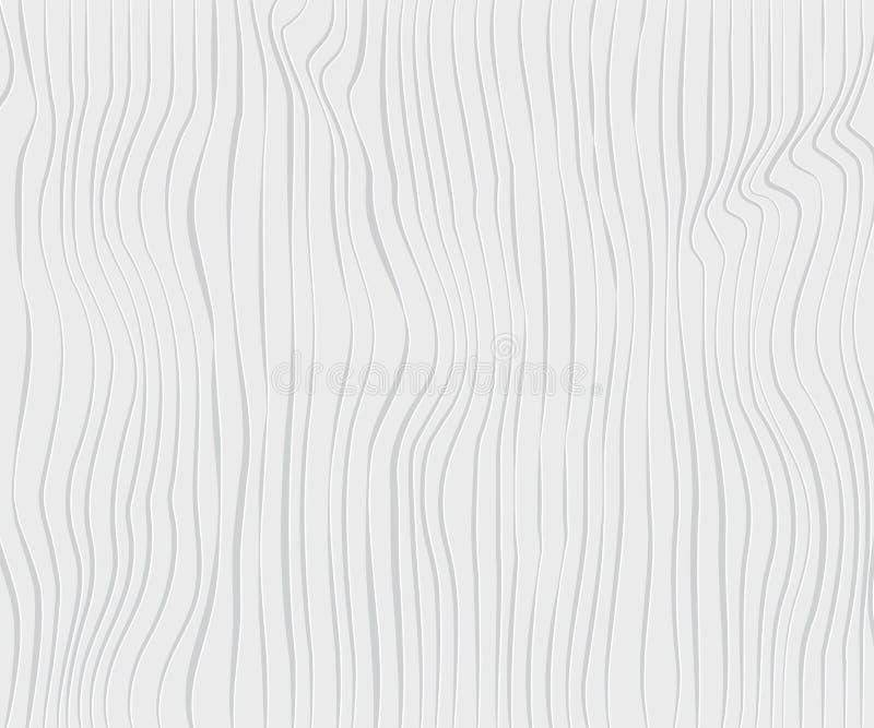 Drewniana tekstura dla dekoracja papieru ilustracja wektor