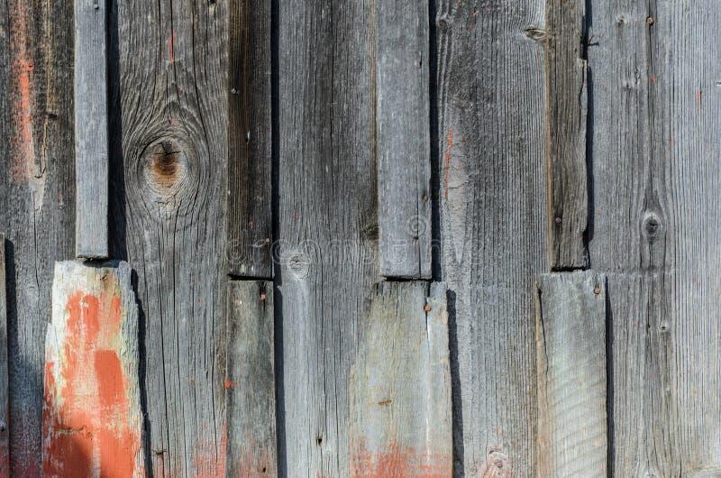 Drewniana tekstura Tło starzy panel zdjęcia royalty free