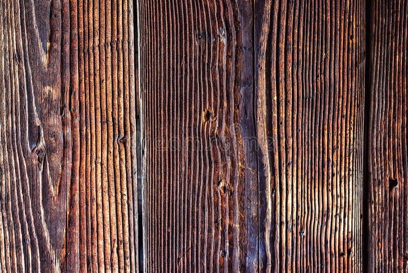 Drewniana tekstura tło starzy panel Abstrakcjonistyczna tekstura drzewny fiszorek, krekingowy drewniany antyczny zdjęcie stock