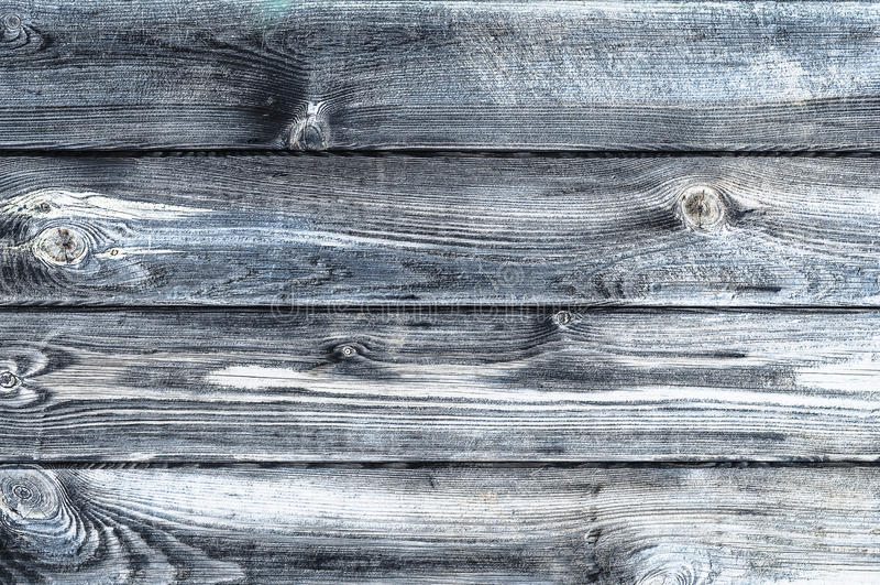Drewniana tekstura z wietrzejącym spojrzeniem, stary i ciemny - rocznik obraz stock
