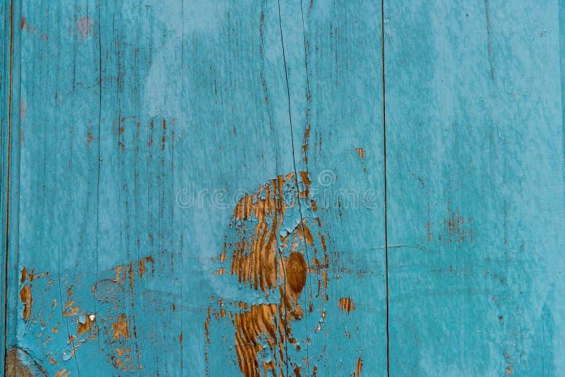 Drewniane deski malować obrazy stock