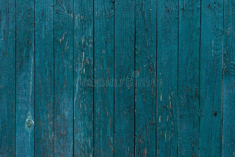 Drewniane deski malować fotografia stock
