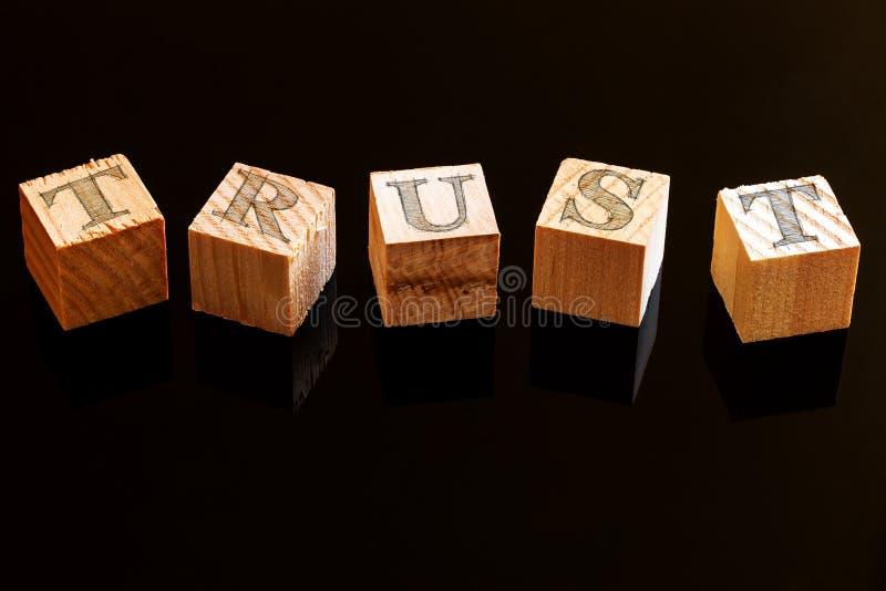 drewniane kostki zdjęcie stock