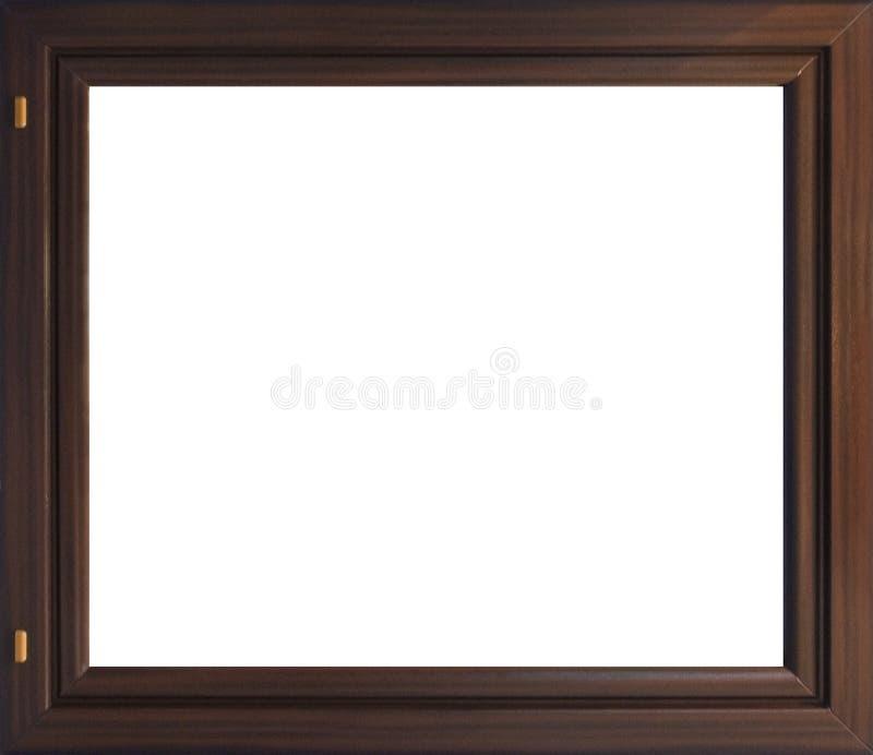 drewniane okna obraz royalty free