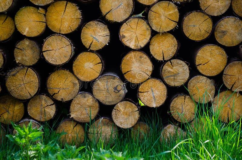 drewnianego bloku t?o zdjęcie stock