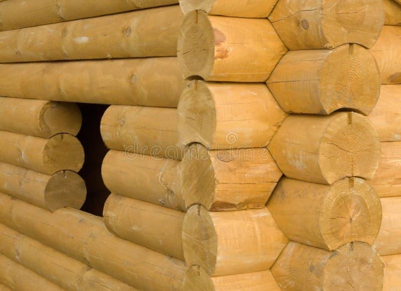 drewnianego notuje fotografia stock