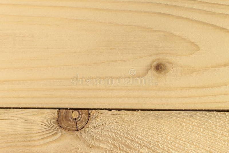 Drewnianego starego koloru żółtego tła krakingowa tekstura zdjęcie stock