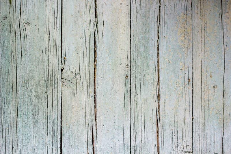 Drewnianego tekstury ściany deski tła starzy krakingowi panel Abstrakcjonistyczna tekstura drzewny fiszorek, krekingowy drewniany obraz royalty free