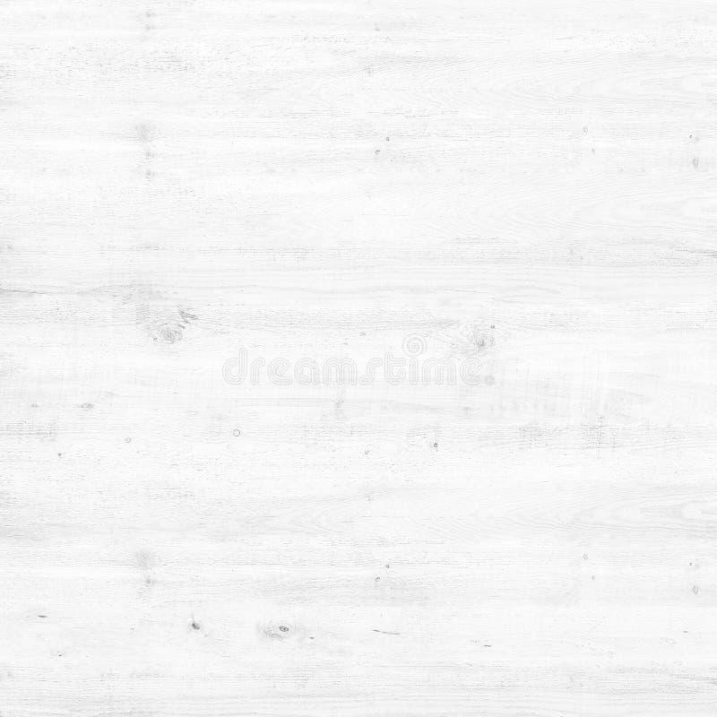 Drewnianej sosnowej deski biała tekstura dla tła zdjęcie stock